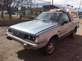 1986 Subaru Brat for sale at Haggle Me Classics in Hobart IN