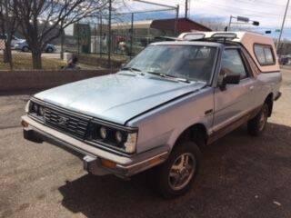 1986 Subaru Brat for sale at Haggle Me Classics in Hobart IN