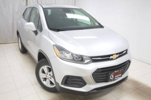 2017 Chevrolet Trax for sale at EMG AUTO SALES in Avenel NJ