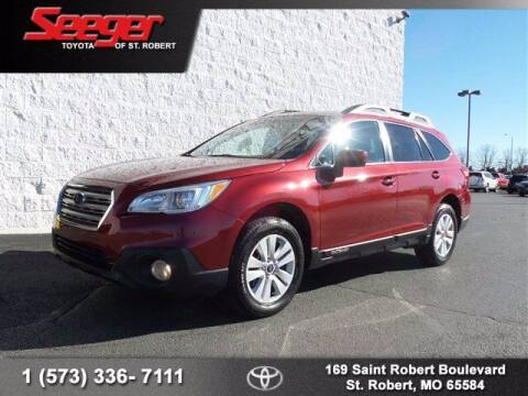 2017 Subaru Outback for sale at SEEGER TOYOTA OF ST ROBERT in St Robert MO