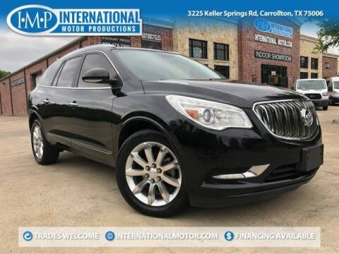 2014 Buick Enclave for sale at International Motor Productions in Carrollton TX