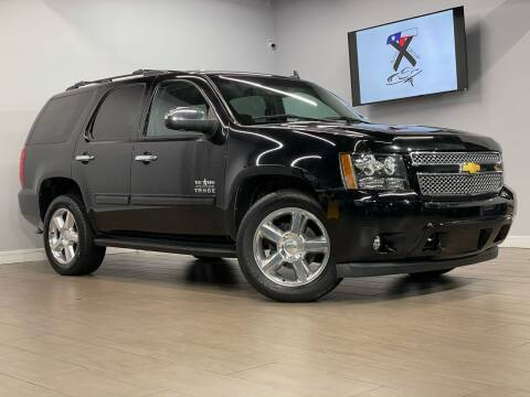 2014 Chevrolet Tahoe for sale at TX Auto Group in Houston TX