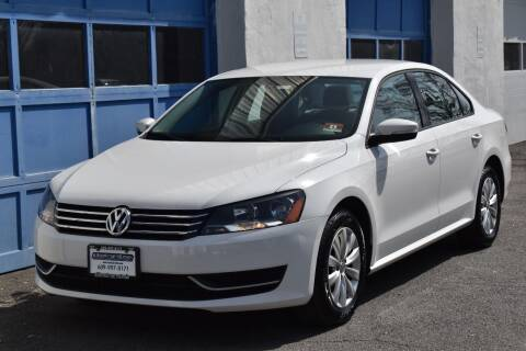 2013 Volkswagen Passat for sale at IdealCarsUSA.com in East Windsor NJ