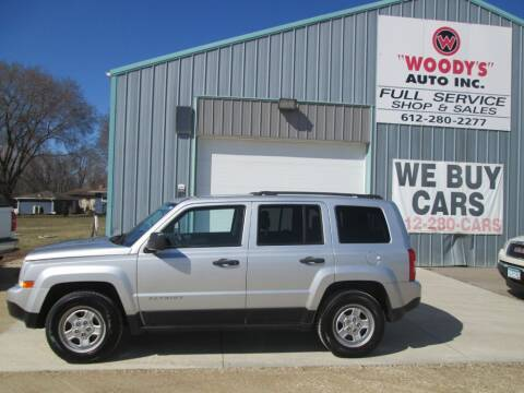 2012 Jeep Patriot for sale at Woody's Auto Sales Inc in Randolph MN