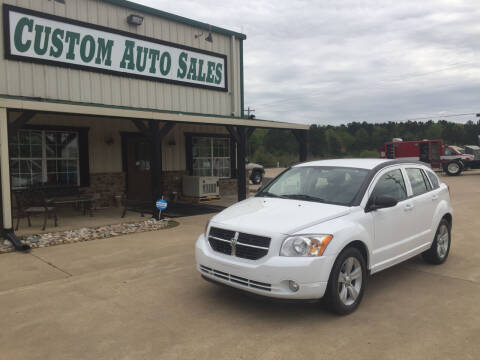 2011 Dodge Caliber for sale at Custom Auto Sales - AUTOS in Longview TX