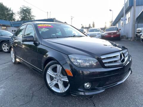 2010 Mercedes-Benz C-Class for sale at Real Deal Cars in Everett WA