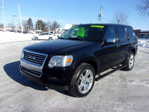 2010 Ford Explorer for sale at Ideal Auto Sales, Inc. in Waukesha WI