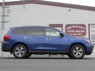 2017 Nissan Pathfinder for sale at Brubakers Auto Sales in Myerstown PA