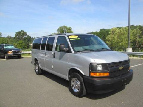 2017 Chevrolet Express Passenger for sale at Tri Town Truck Sales LLC in Watertown CT