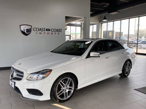 2015 Mercedes-Benz E-Class for sale at Coast to Coast Imports in Fishers IN