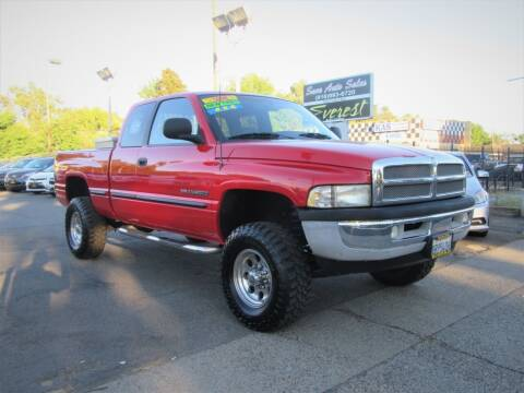 1999 Dodge Ram Pickup 2500 for sale at Save Auto Sales in Sacramento CA