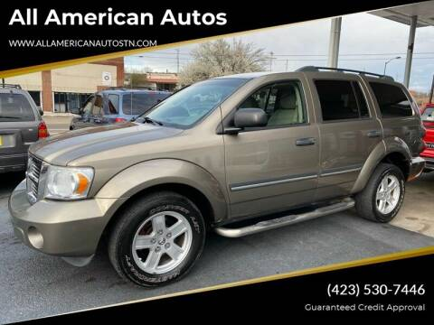 2007 Dodge Durango for sale at All American Autos in Kingsport TN