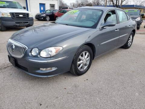 2008 Buick LaCrosse for sale at Street Side Auto Sales in Independence MO
