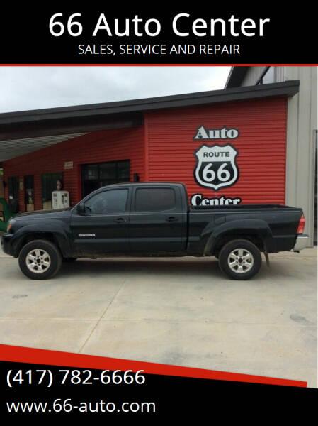 2006 Toyota Tacoma for sale at 66 Auto Center in Joplin MO