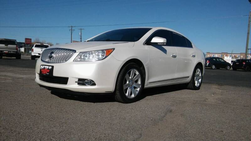 2011 Buick LaCrosse for sale at Motor City Idaho in Pocatello ID