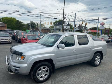 2008 Honda Ridgeline for sale at Masic Motors, Inc. in Harrisburg PA