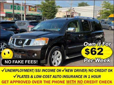 2012 Nissan Armada for sale at AUTOFYND in Elmont NY