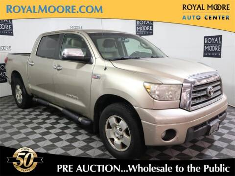 2007 Toyota Tundra for sale at Royal Moore Custom Finance in Hillsboro OR