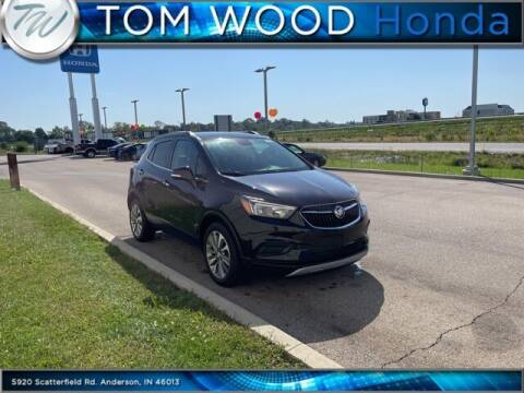 2019 Buick Encore for sale at Tom Wood Honda in Anderson IN