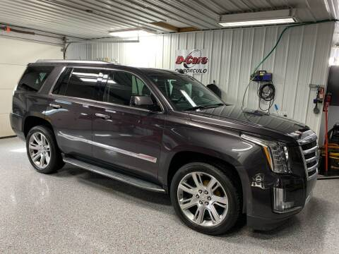 2015 Cadillac Escalade for sale at D-Cars LLC in Zeeland MI