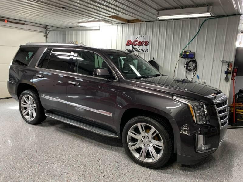 2015 Cadillac Escalade for sale at D-Cars LLC in Zeeland MI