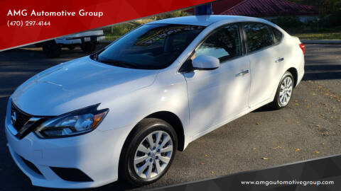 2018 Nissan Sentra for sale at AMG Automotive Group in Cumming GA