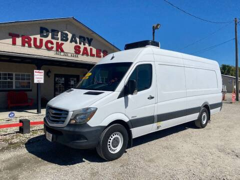 2015 Freightliner SPRINTER 2500 REFRIGERATED for sale at DEBARY TRUCK SALES in Sanford FL