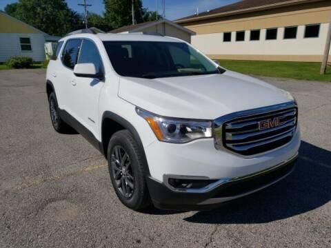 2019 GMC Acadia for sale at LeMond's Chevrolet Chrysler in Fairfield IL