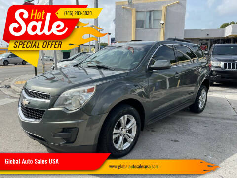 2013 Chevrolet Equinox for sale at Global Auto Sales USA in Miami FL