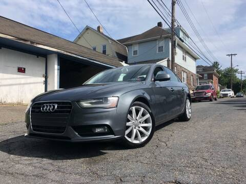 2013 Audi A4 for sale at Keystone Auto Center LLC in Allentown PA