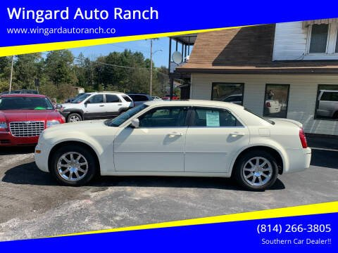 2009 Chrysler 300 for sale at Wingard Auto Ranch in Elton PA