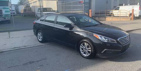 2015 Hyundai Sonata for sale at O A Auto Sale - O & A Auto Sale in Paterson NJ
