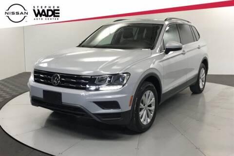 2018 Volkswagen Tiguan for sale at Stephen Wade Pre-Owned Supercenter in Saint George UT