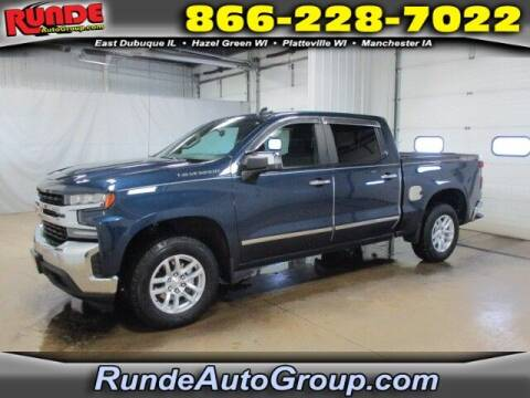 2020 Chevrolet Silverado 1500 for sale at Runde Chevrolet in East Dubuque IL