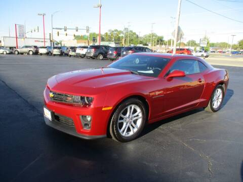 2014 Chevrolet Camaro for sale at Windsor Auto Sales in Loves Park IL