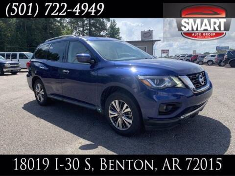 2018 Nissan Pathfinder for sale at Smart Auto Sales of Benton in Benton AR