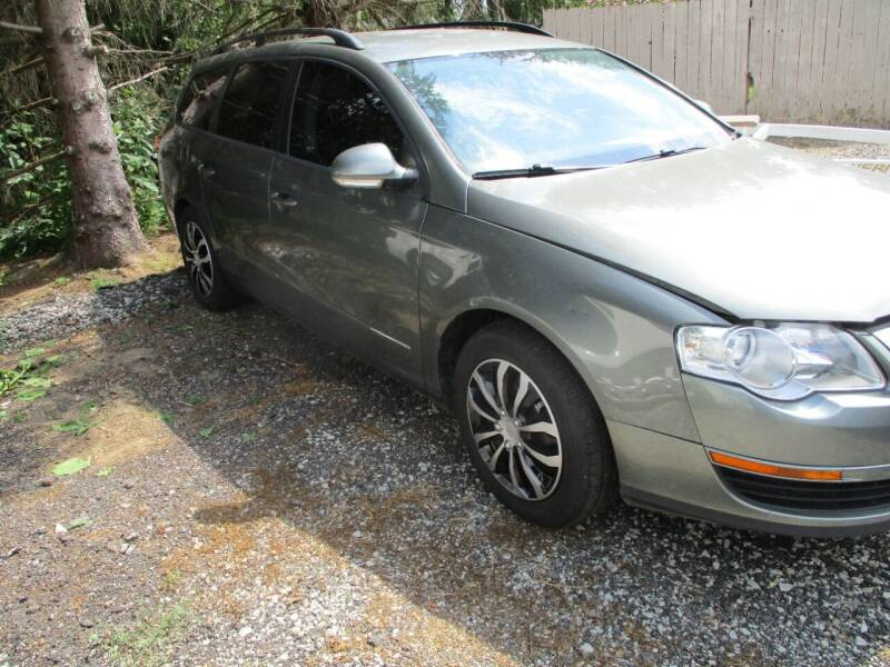 2007 Volkswagen Passat for sale at PENDLETON PIKE AUTO SALES in Ingalls IN