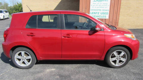 2008 Scion xD for sale at LENTZ USED VEHICLES INC in Waldo WI