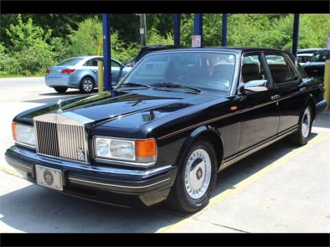 1997 Rolls-Royce Silver Spur Base for sale at Inline Auto Sales in Fuquay Varina NC