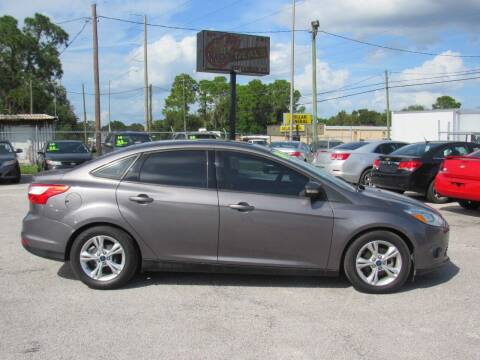 2014 Ford Focus for sale at Checkered Flag Auto Sales EAST in Lakeland FL