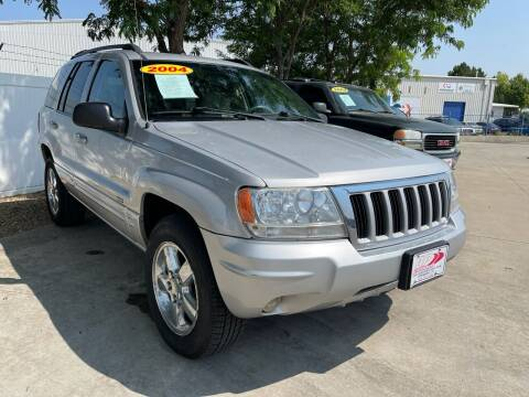 2004 Jeep Grand Cherokee for sale at AP Auto Brokers in Longmont CO