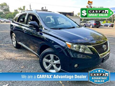 2010 Lexus RX 350 for sale at High Rated Auto Company in Abingdon MD