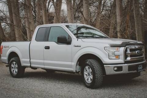 2015 Ford F-150 for sale at Northwest Premier Auto Sales in West Richland And Kennewick WA