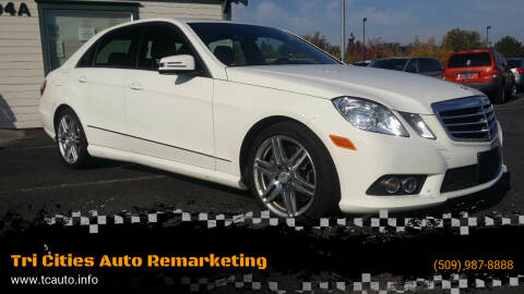 2010 Mercedes-Benz E-Class for sale at Tri Cities Auto Remarketing in Kennewick WA