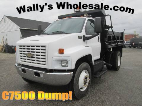 2007 Chevrolet C7500 for sale at Wally's Wholesale in Manakin Sabot VA
