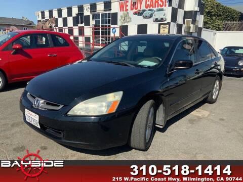 2004 Honda Accord for sale at BaySide Auto in Wilmington CA