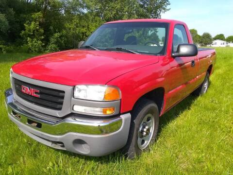 2003 GMC Sierra 1500 for sale at Heartbeat Used Cars & Trucks in Clinton Twp MI