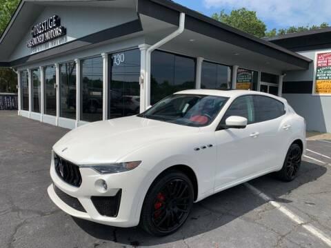 2019 Maserati Levante for sale at Prestige Pre - Owned Motors in New Windsor NY