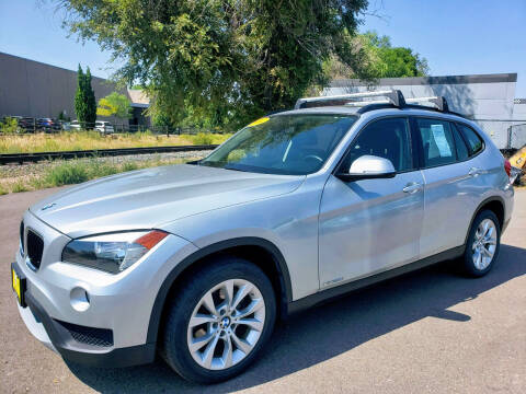 2014 BMW X1 for sale at J & M PRECISION AUTOMOTIVE, INC in Fort Collins CO