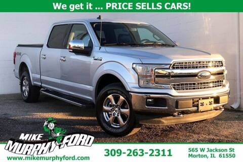 2019 Ford F-150 for sale at Mike Murphy Ford in Morton IL